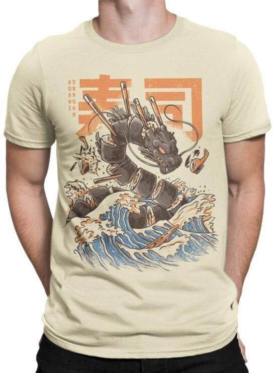 0614 Dragon Shirt Great Sushi Dragon_Front_Man