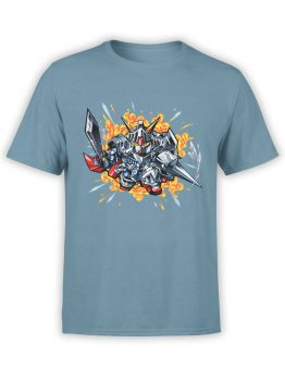 0615 Gundam Shirt Knight_Front