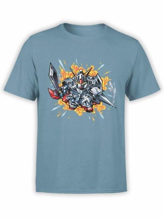 0615 Gundam Shirt Knight_Front