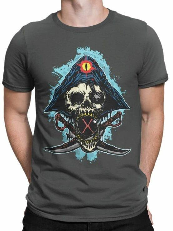 0622 Pirate Shirt Jolly X Roger