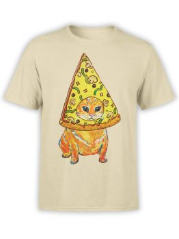 0623 Pizza Shirt Gato
