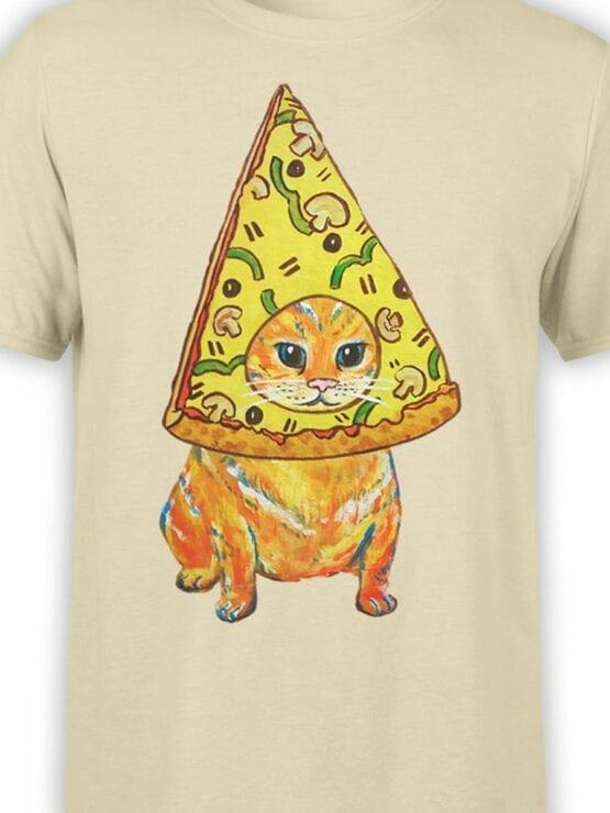 0623 Pizza Shirt Gato