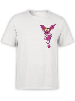 0624 Cool T-Shirts Purple Friend