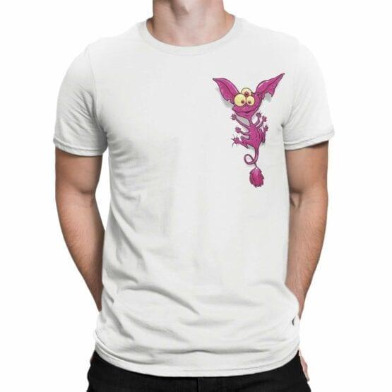 0624 Cool T-Shirts Purple Friend