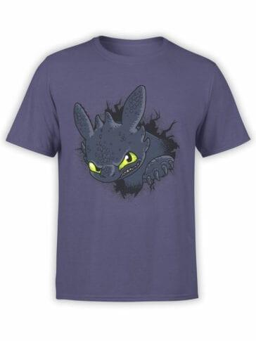 0630 Dragon Shirt Night Fury