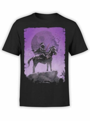 0631 Star Wars T-Shirt Dark Knight Vader