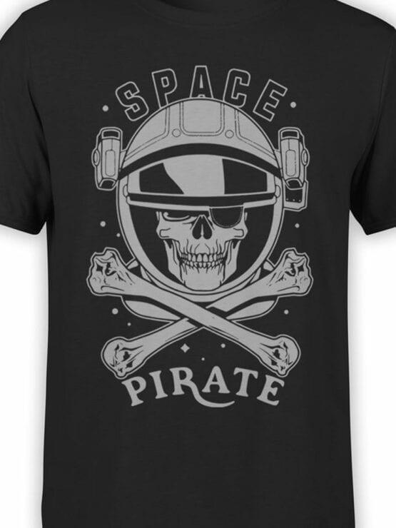 0638 Pirate Shirt Space Pirate