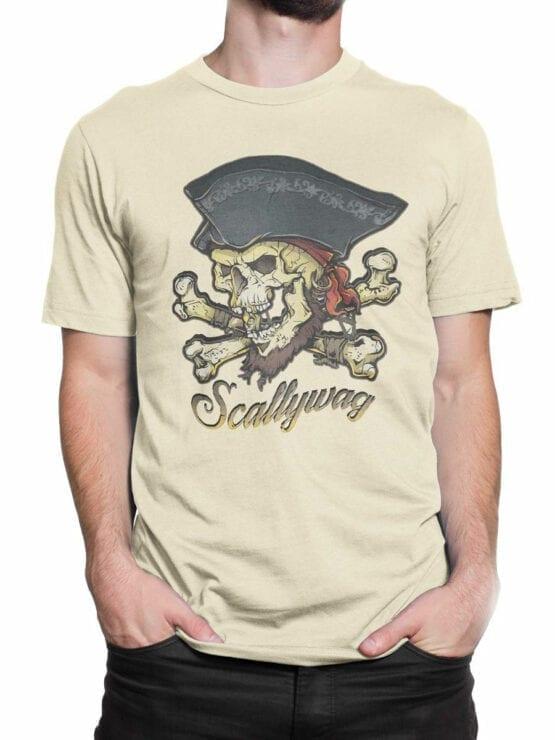 0649 Pirate Shirt Scallywag Front Man 2