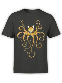 0653 Cat Shirts Octocat Front