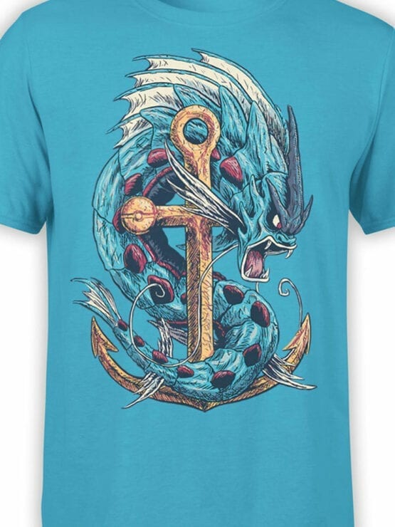 0667 Dragon Shirt Rage Front Color