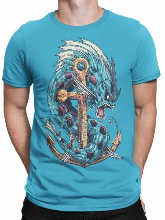 0667 Dragon Shirt Rage Front Man