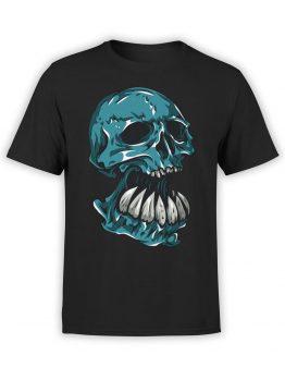 0669 Skull Shirt Troll Front