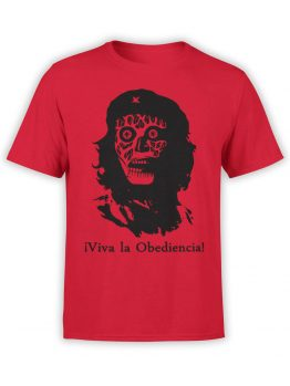 0670 Cool T Shirts Obediencia Front