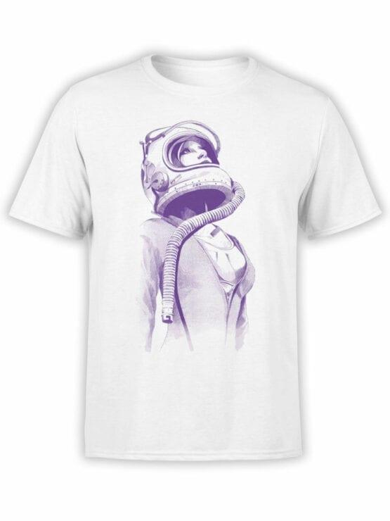 0672 NASA Shirt Dream Front