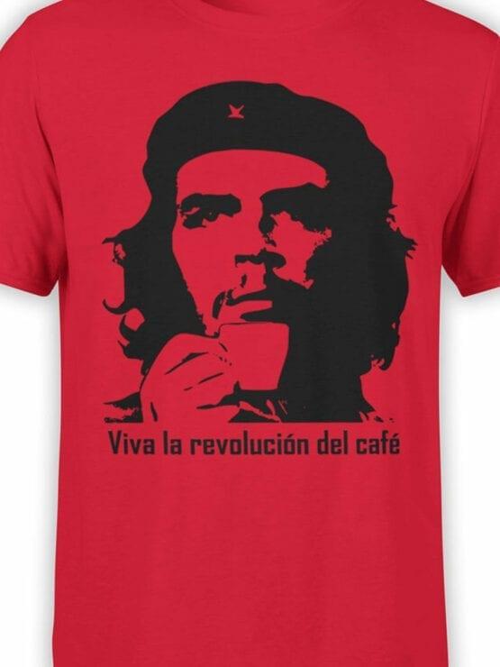 0678 Coffee Shirts Viva la Coffee Front Color