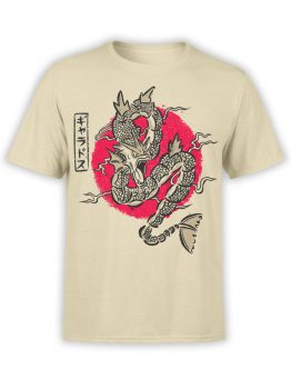 0680 Dragon Shirt Rough Front