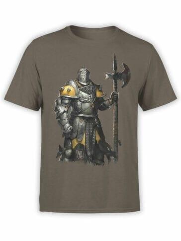 0681 Knight Shirt Defender Front