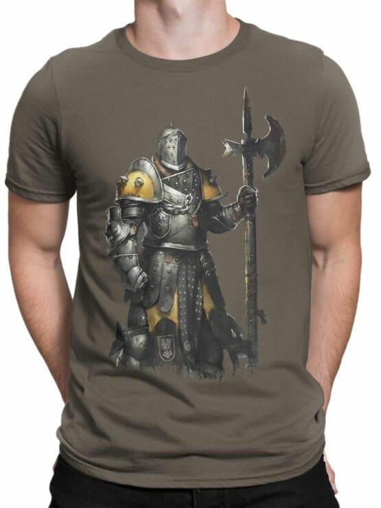 0681 Knight Shirt Defender Front Man
