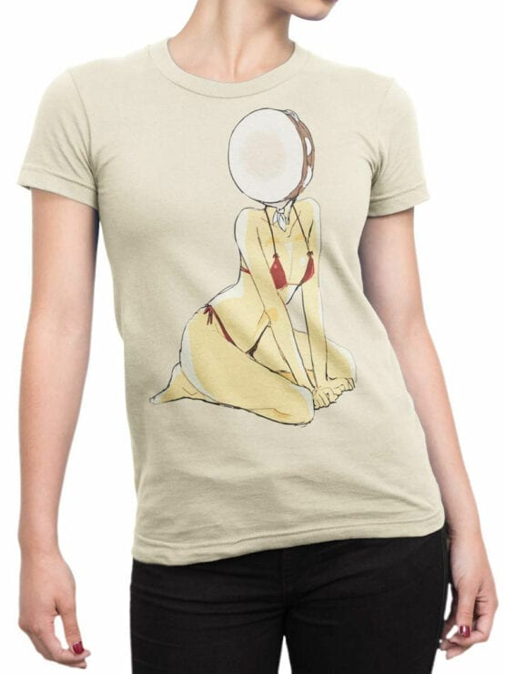 0690 Funny T Shirts Girlfriend Front Woman