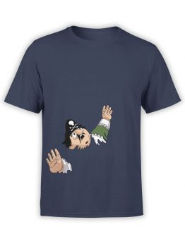 0700 Pirate Shirt Captain Pugwash Front