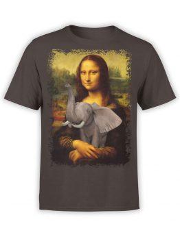 0704 Elephant Shirt Mona Elephantisa Front