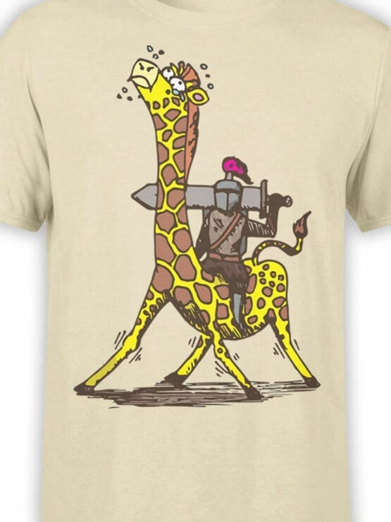 0705 Knight Shirt Giraffe Front Color