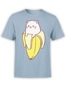 0707 Cat Shirts General Bananya Front
