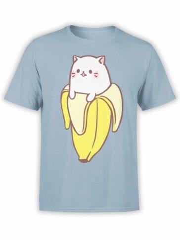 0707 Cat Shirts General Bananya Front