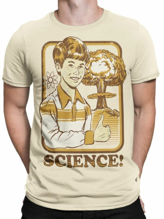 0713 Science Shirt The Nuclear Like Front Man