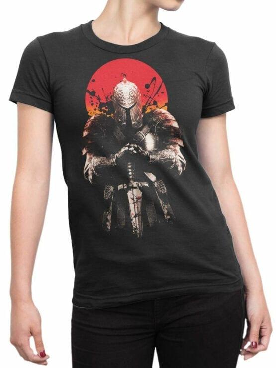 0714 Knight Shirt Chosen OneFront Woman
