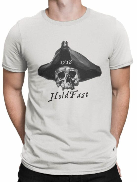 0715 Pirate Shirt Hold Fast Front Man
