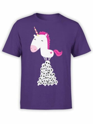 0720 Unicorn Shirt Kill Front