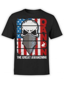 Patriotic Shirt Qanon Front