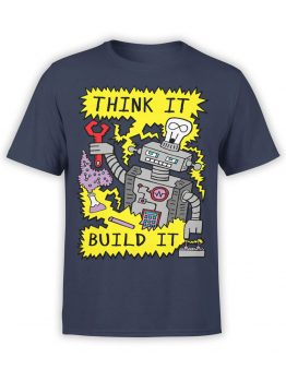 0724 Science Shirt Robot Front