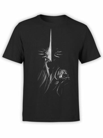 0725 Lord of the Rings Shirt Nazgul Front