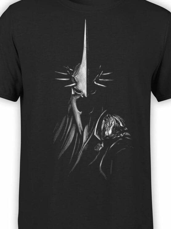 0725 Lord of the Rings Shirt Nazgul Front Color