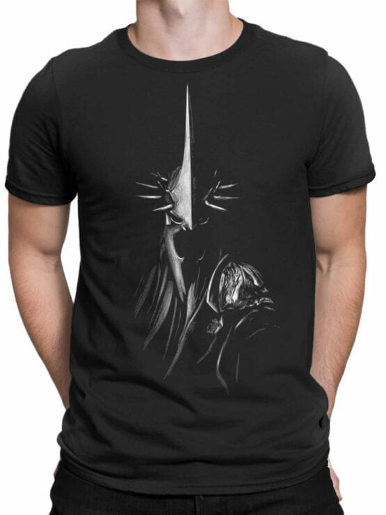 0725 Lord of the Rings Shirt Nazgul Front Man