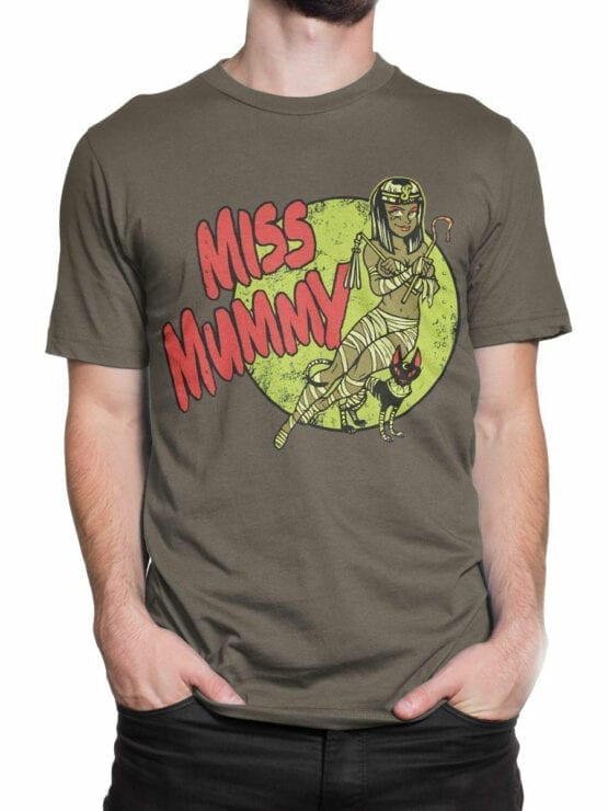 0732 Cool T Shirts Miss Mummy Front Man 2