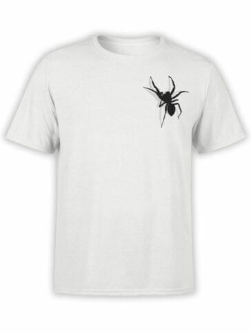 0736 Creative Shirts Spider Front
