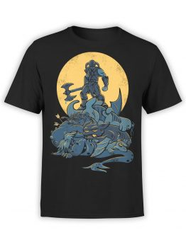 0743 Dragon Shirt Victory Front