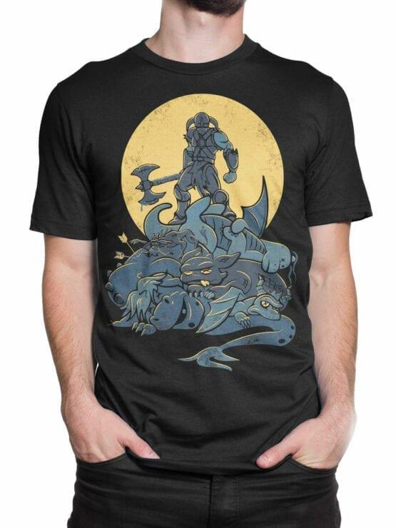 0743 Dragon Shirt Victory Front Man 2