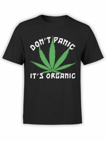 0807 420 Shirt Organic Front