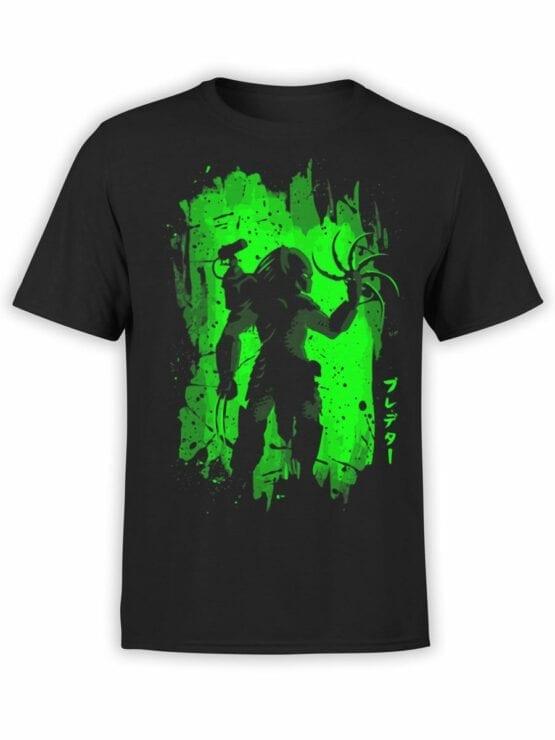 0811 Predator Shirt Night Front