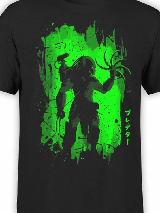 0811 Predator Shirt Night Front Color