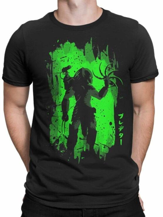 0811 Predator Shirt Night Front Man