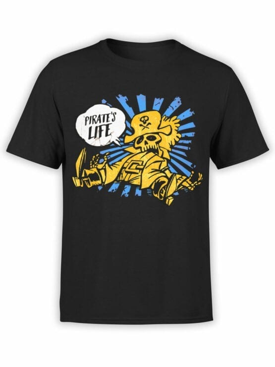 0815 Pirate Shirt Life Front