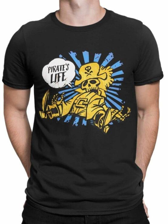 0815 Pirate Shirt Life Front Man