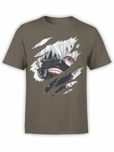 0826 Tokyo Ghoul Shirt Kaneki Ken Front
