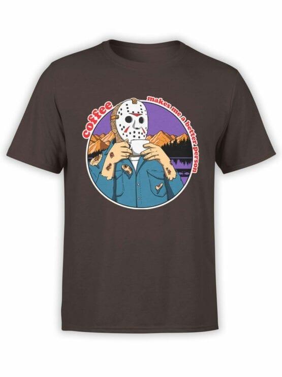 0831 Monster Shirt Better Person Front