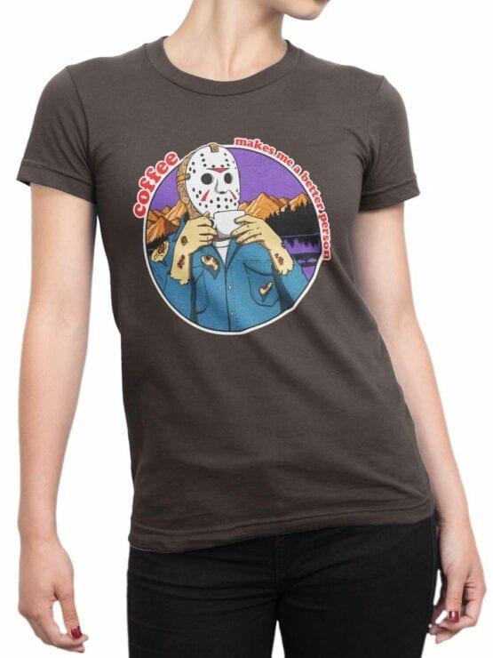 0831 Monster Shirt Better Person Front Woman